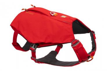 Ruffwear - Switchbak Harness - Red Sumac - Gr. M