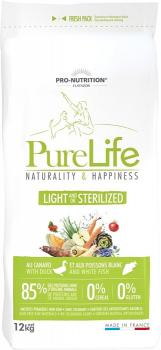 Pro Nutrition - Pure Life LIGHT / STERILIZED - 12 kg
