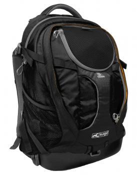 Kurgo - G-Train K9 Backpack - Schwarz