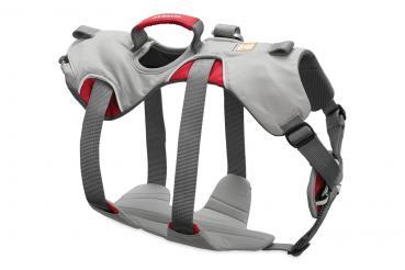 Ruffwear - Double Back Harness - Cloudburst Gray - Gr. M