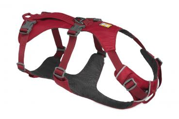 Ruffwear - Flagline Harness - Red Rock - Gr. L/XL