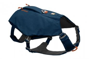 Ruffwear - Switchbak Harness - Blue Moon - Gr. L/XL