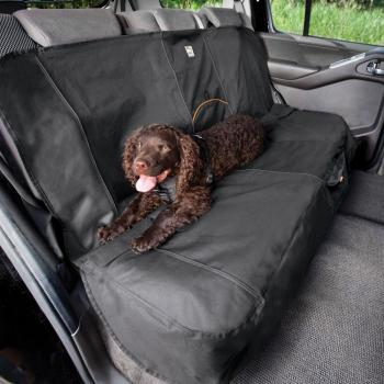 Kurgo - Bench Seat Cover - Charcoal
