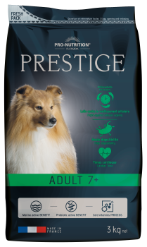 Pro Nutrition - Prestige ADULT 7+ (Senior) - 3 kg