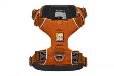 Ruffwear - Front Range Harness - Campfire Orange - Gr. M