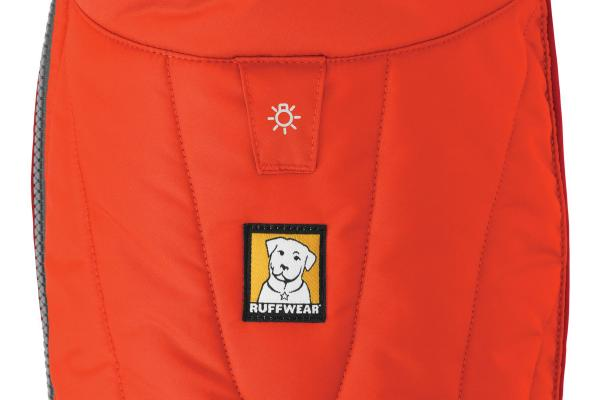 Ruffwear - Powder Hound - Sockeye Red - Gr. XL